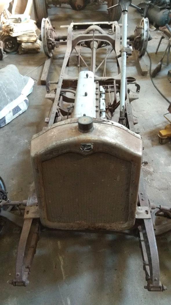 Buick 1927