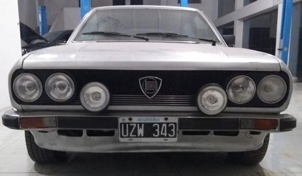 Lancia Beta HPE 2000