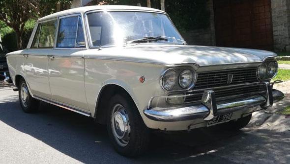 Fiat 1500 Berlina 1966