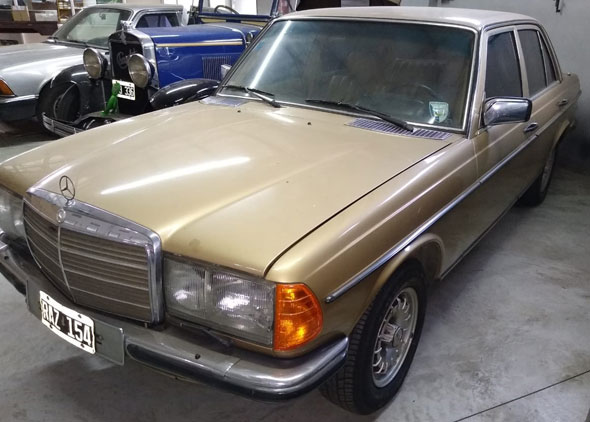 Mercedes Benz SD 280 1981