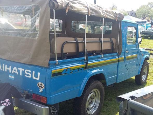 Daihatsu Taft 55 Jeep