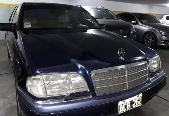Mercedes Benz C 250 Diesel