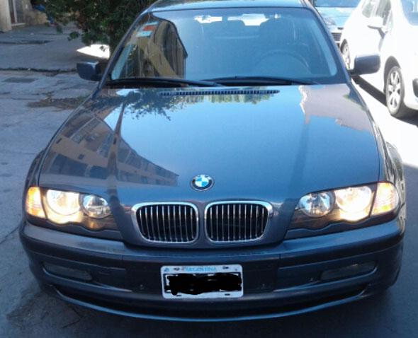 BMW 320D Executiva