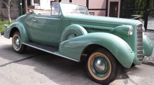 Lasalle Cabriolet 1936