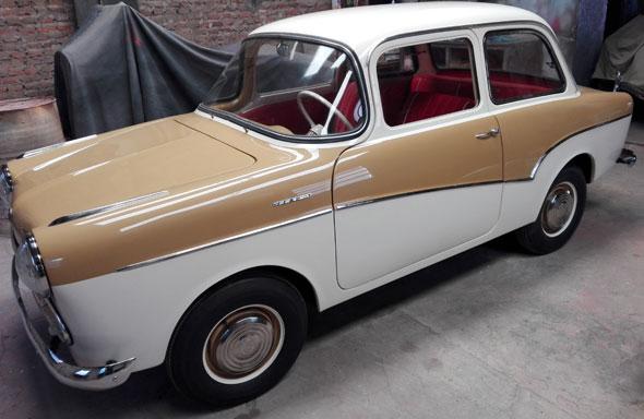 Isard Royal 1965