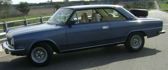 Torino ZX Gamma