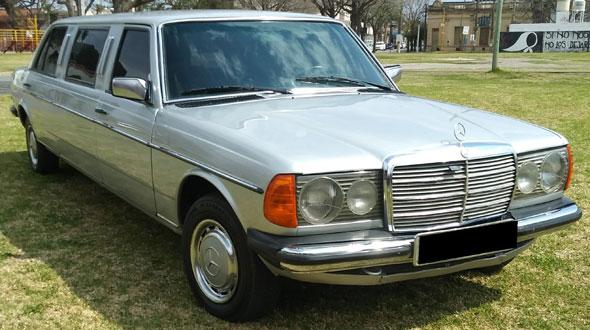 Mercedes Benz Limousine 300 Diesel 1977