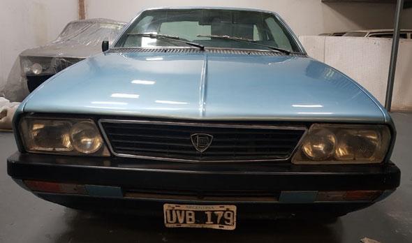 Lancia Gamma Coupé 2.5