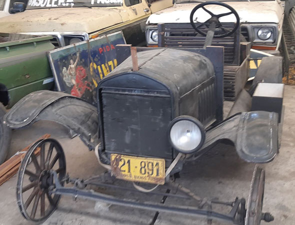 Ford T 1919/21