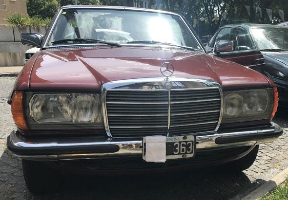 Mercedes Benz 1980 W123 230CE