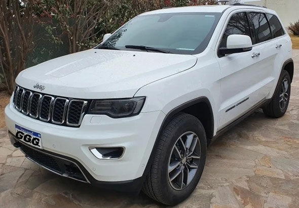 Jeep Gran Cherokee Limited