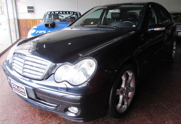 Mercedes Benz C200 Kompressor Sport Edition