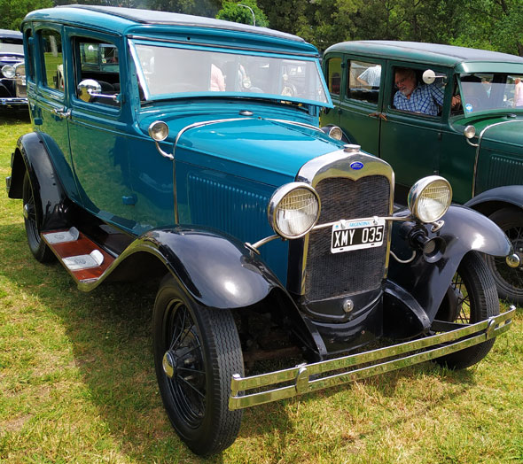Ford A Murray 1931