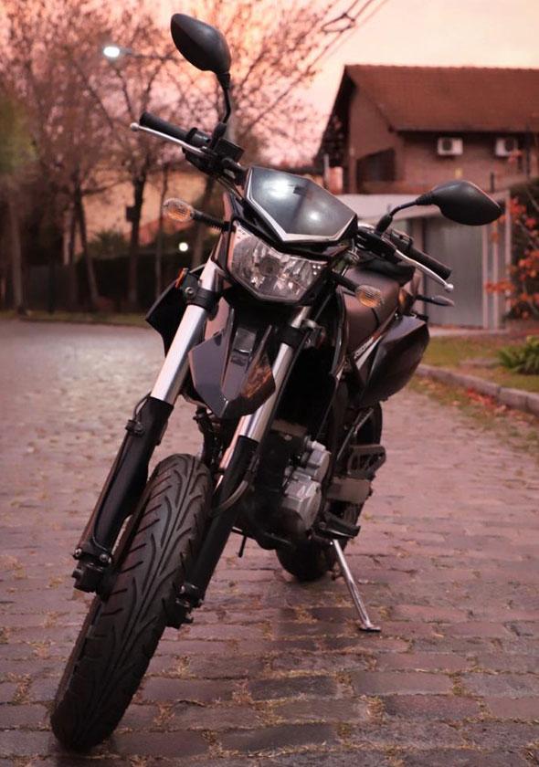 Kawasaki KLX250SF