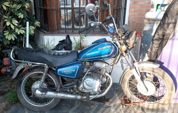 Honda CM 200 T 1981