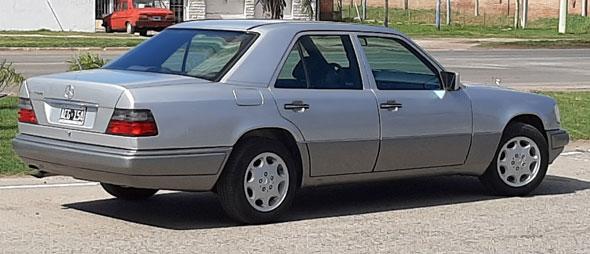 Mercedes Benz E 200