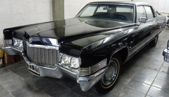 Cadillac 1970 Fleetwood