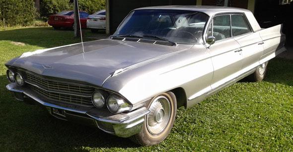 Cadillac 1962 Park Avenue