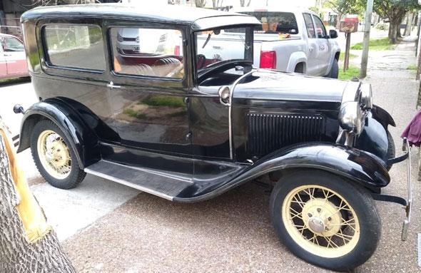 Ford A Tudor 1930