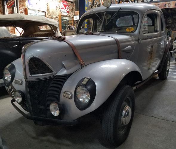 Ford TC Coupé 1940