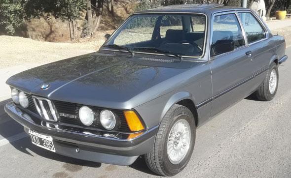 BMW 323i 1981 Coupé