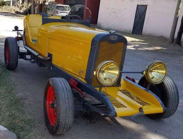 Chevrolet Baquet