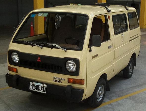 Mitsubishi L100 1981