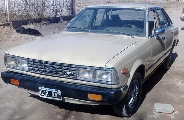 Toyota Corona liftback