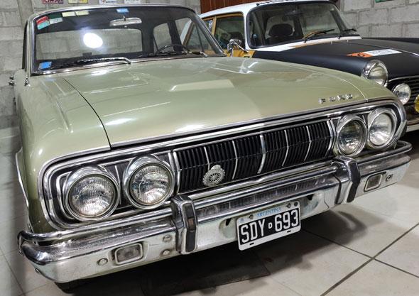 Ford Falcon Deluxe 1971