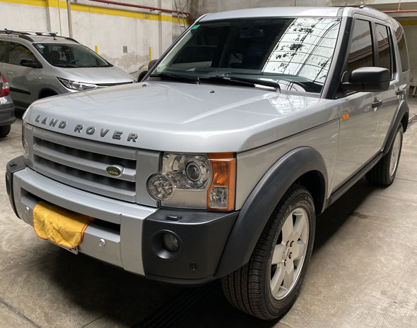 Land Rover Discovery HSE V8 2008