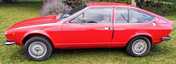 Alfa Romeo GT 1600 1979