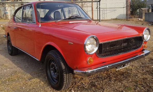 Fiat 125 Sport