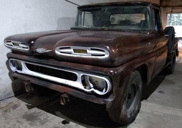 Chevrolet Apache 20