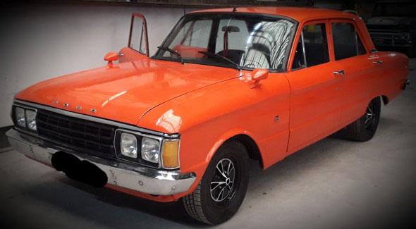 Ford Falcon Sprint 1977