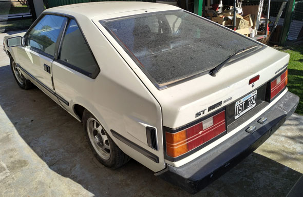 Toyota Célica ST