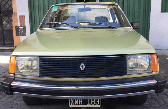 Renault 18 1983