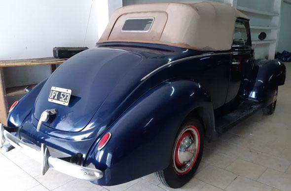 Ford V8 1938 cabriolet