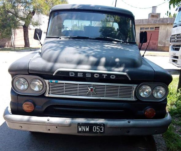 Dodge Desoto 1960