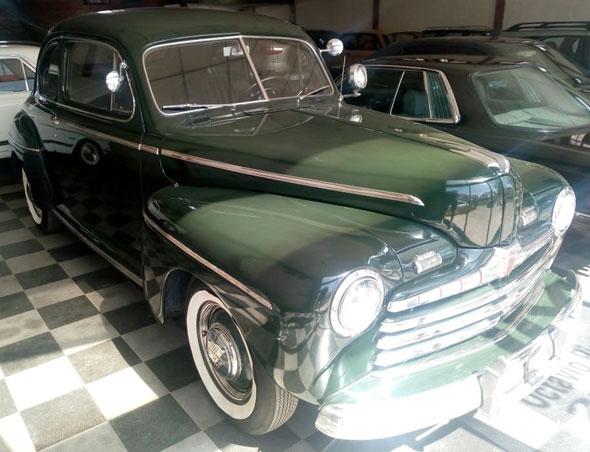 Ford Coupé V8 1946