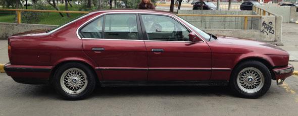 BMW 525i KAT