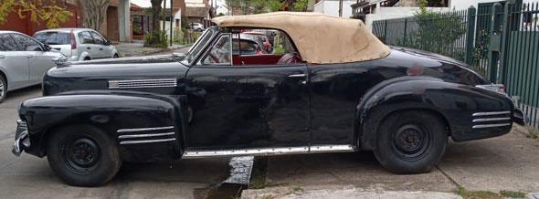 Cadillac 1941 Convertible