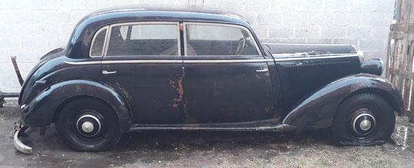 Mercedes Benz W 153 1939