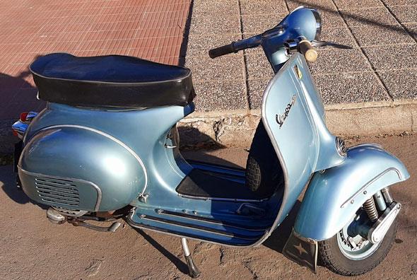 Vespa 1961 150
