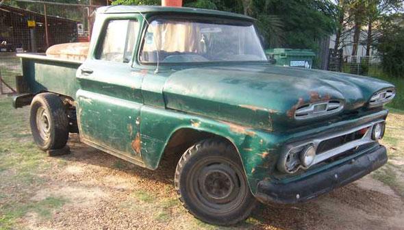 Chevrolet 1961 Pickup