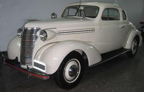 Chevrolet Coupé 1938