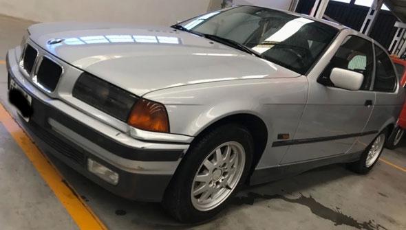 BMW 318 TI 1996