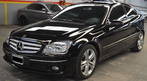 Mercedes Benz CLC 230
