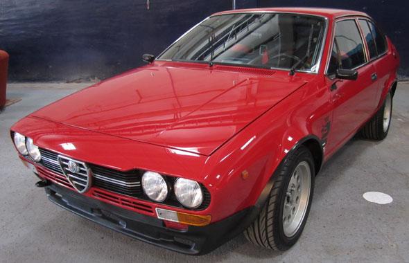 Alfa Romeo GTV 2.0 GT