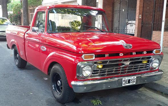 Ford 1967 F100 V8