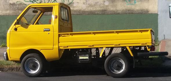 Daihatsu Wide Pick up